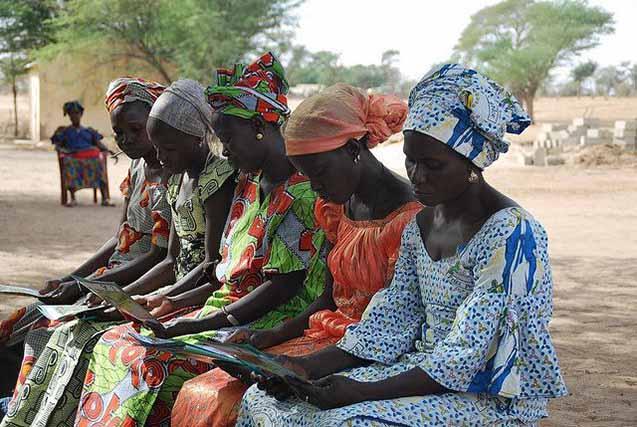 Personas que han sido ayudadas en Senegal